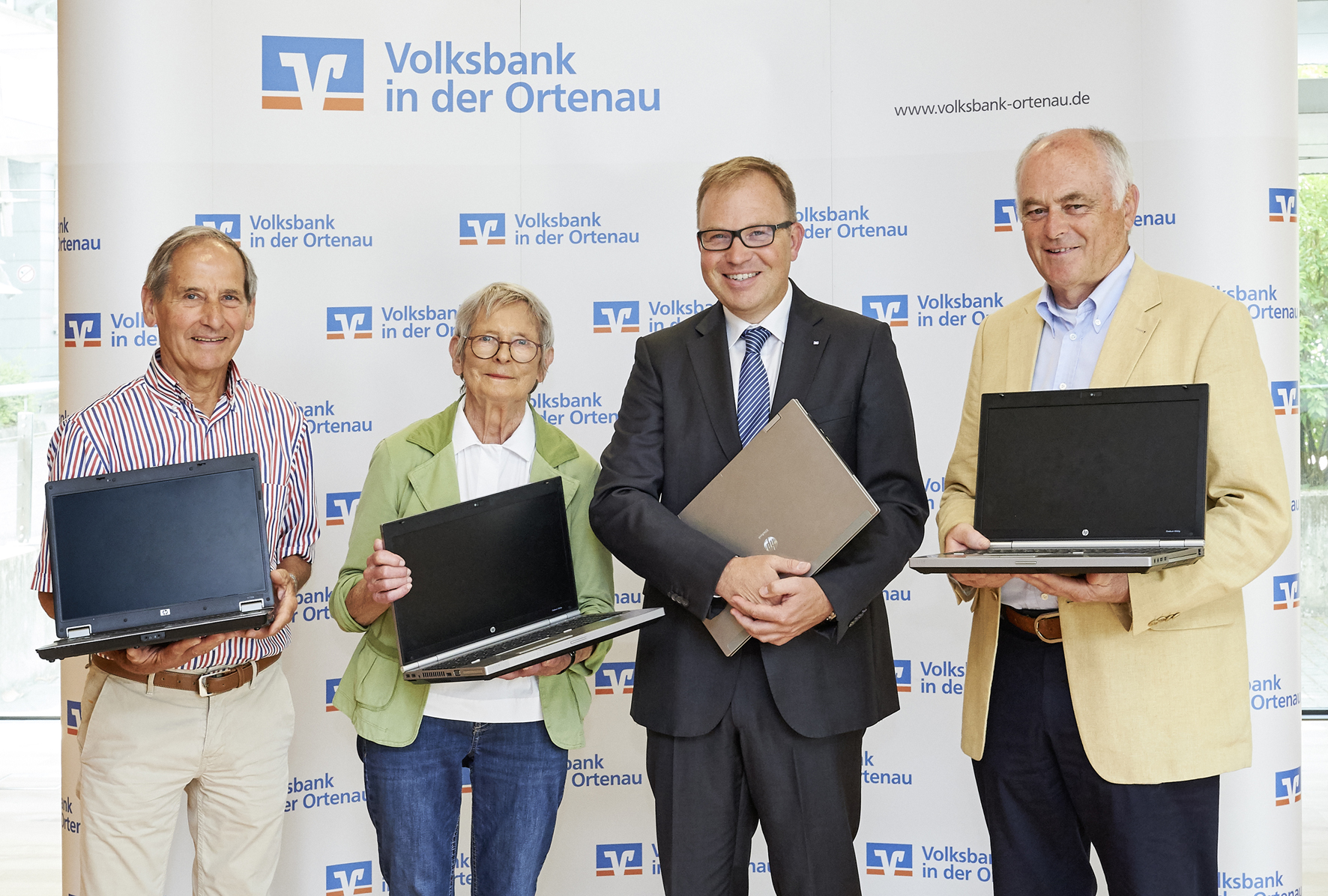 Laptop Tafel Bank : Laptopspende tafel volksbank in der ortenau eg